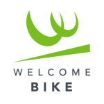 logo welcome bike